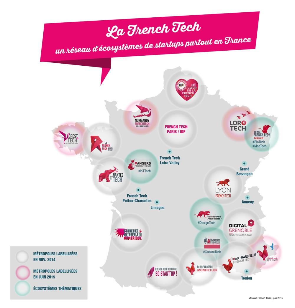 FrenchTech-carte